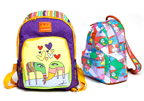 These backpack are made of durable water-resistant polyester, lightweight and easy to clean, For students use, casual daily use, or travelling